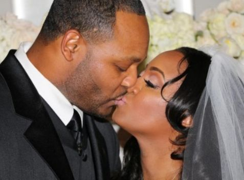"""After nearly 8 months of marriage with former child star Keisha Pulliam-Knight, former NFL Linebacker & RHOA supporting husband Ed Hartwell decided to file for divorce. He cited """"irrecon…"""
