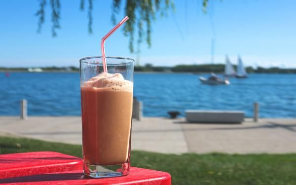 Make your own Iced Cappuccino with NESCAFÉ Ice Java Cappuccino.
