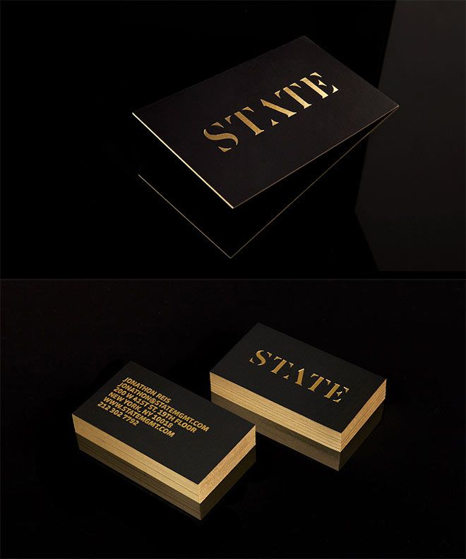 STATE Branding by Farewell NYC