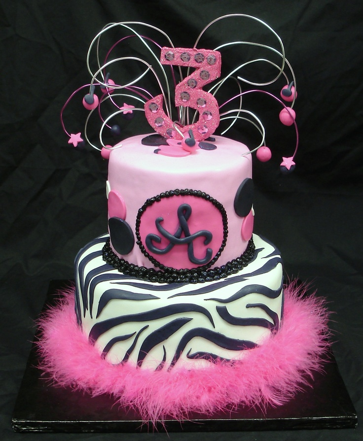 Zebra Birthday Cakes On Pinterest. 100+ Inspiring Ideas To Discover And Try.