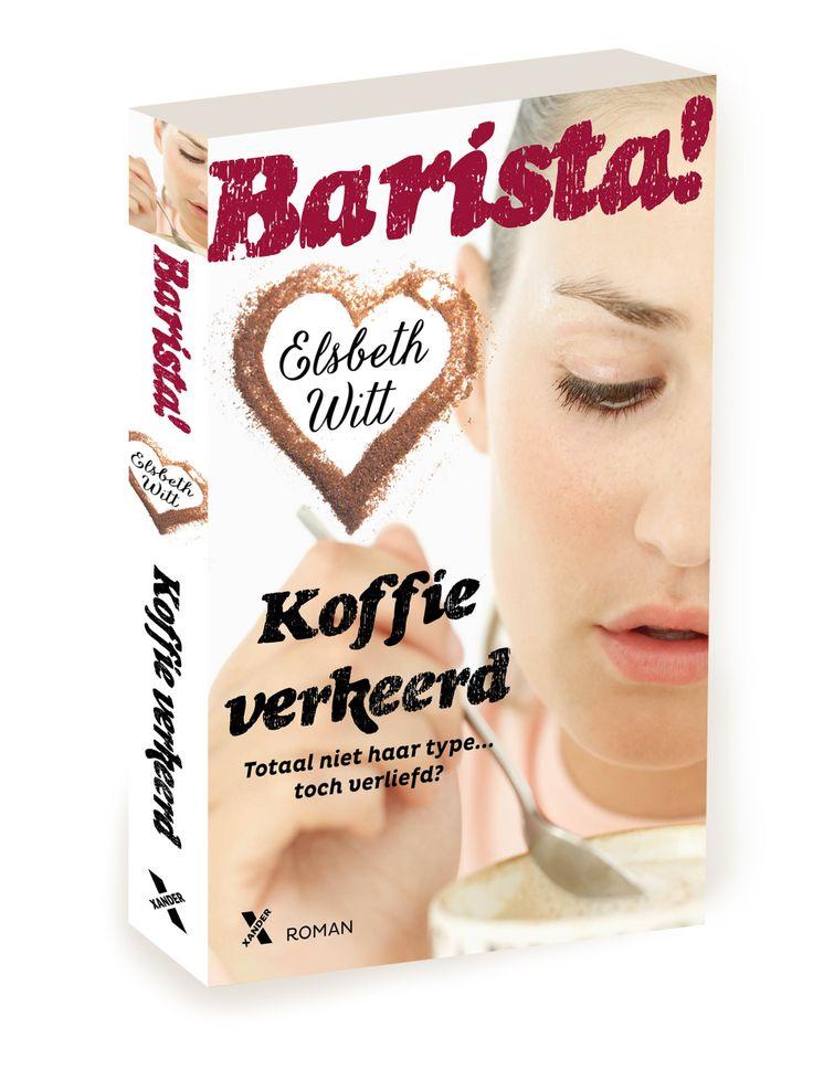 'Barista - Koffie verkeerd' - Elsbeth Witt