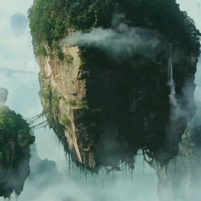 Avatar Pandora Landscape: 26 Best 배경 레퍼런스 Images On Pinterest