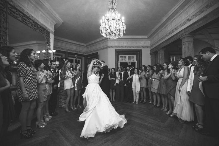 Casa dos Penedos - Wedding Venue   Palace   Fairy Tale   Sintra   Destination Wedding   Portugal   First Dance   Hugo Coelho Fotografia