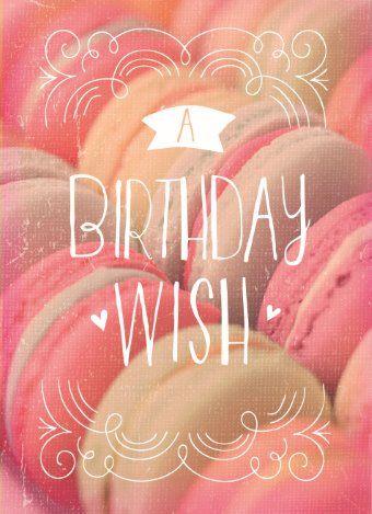 122 best happy birthday images on pinterest happy birthday a sweet birthday wish hallmark hallmarknl verjaardag wenskaart m4hsunfo