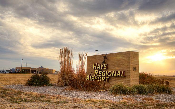 Hays Regional Airport -- Hays, KS