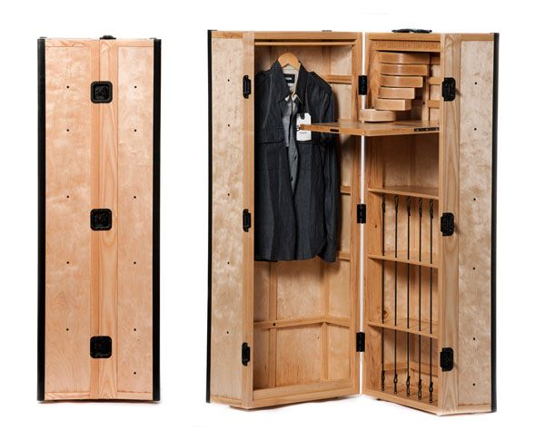 Steamer trunk.: Beautiful Steamer, Corrigated Material, Just Fun, Sydney S Bedroom, Diy Cabinets, Material Construction, Travel Trunks, Konstellation Bohemia