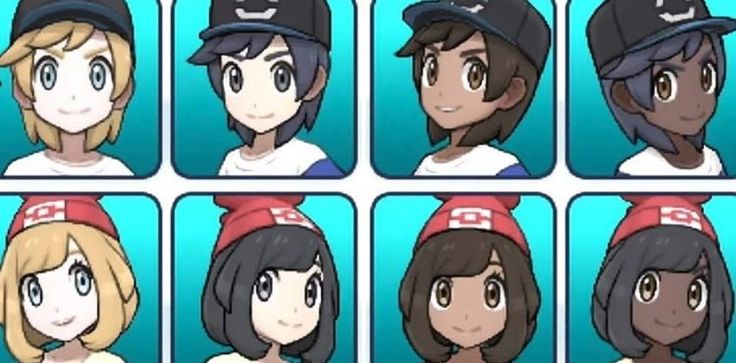 The 16 Secrets You Will Never Know About Pokemon Ultra Sun Hairstyles Hair Styles Long Hair Styles Hairstyle
