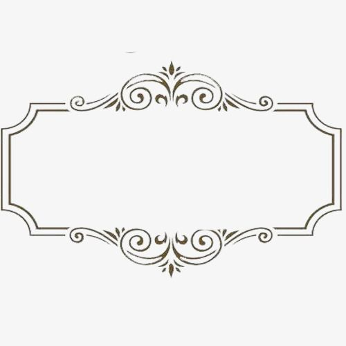 British Fancy Borders European Style England Fancy Png Transparent Clipart Image And Psd File For Free Download Clip Art Calligraphy Borders Frame Border Design