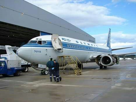 Olympic airways Greece