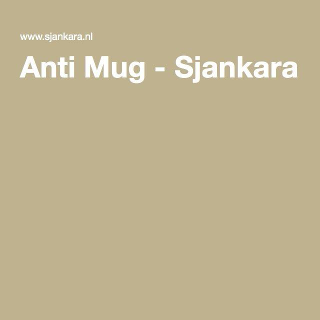 Anti Mug - Sjankara olie