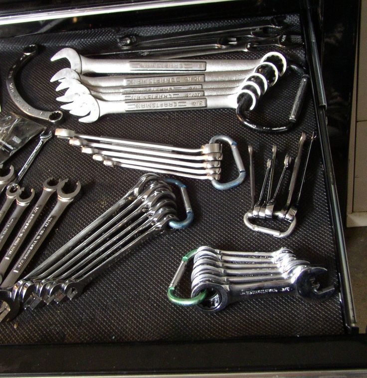 Sometime Youu0027re Going To Use Wrenches And Spanners   Especially With A Landy