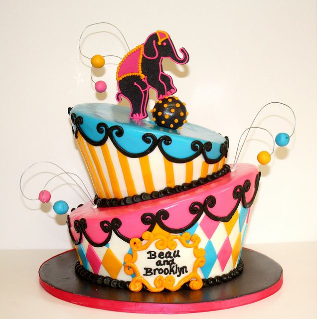 circusbaby by its-a-piece-of-cake, via Flickr