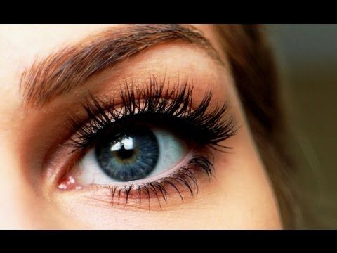 ▶ How to Apply False Lashes - YouTube