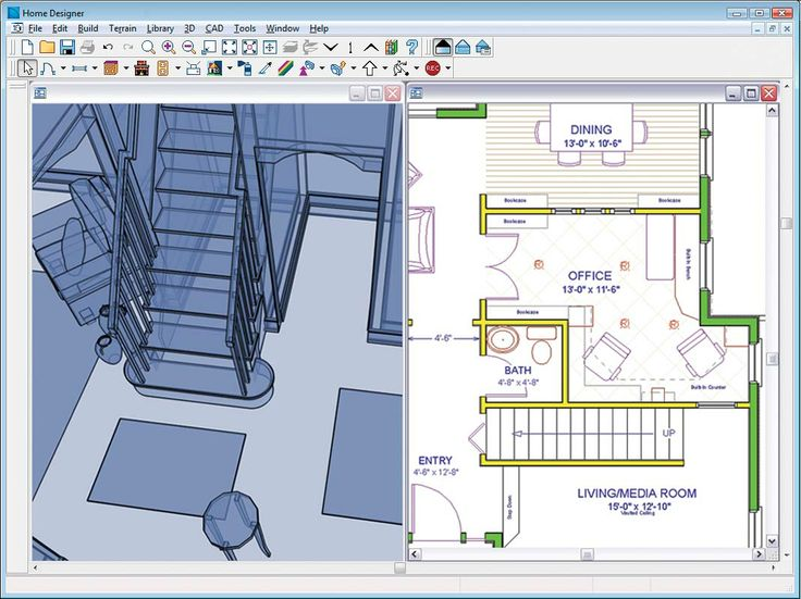 Chief Architect Home Designer Interior Design And Decorating Software