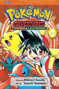 Pokémon Adventures volume 23  Bulbapedia, the community