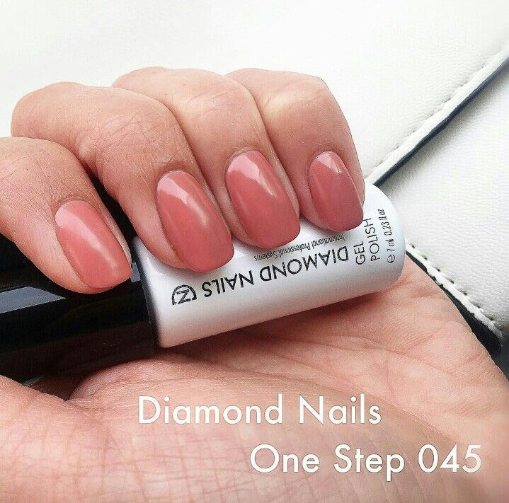 Diamond Nails One Step 045-ös árnyalata!