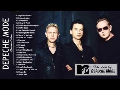 Depeche Mode Greatest Hits - The Best Of Depeche Mode