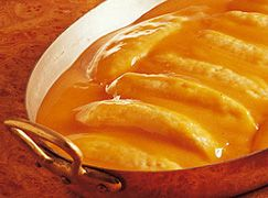 Les quenelles de brochet à la sauce Nantua