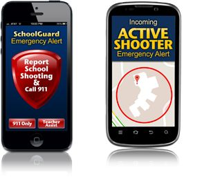 School Guard in schools to save lives