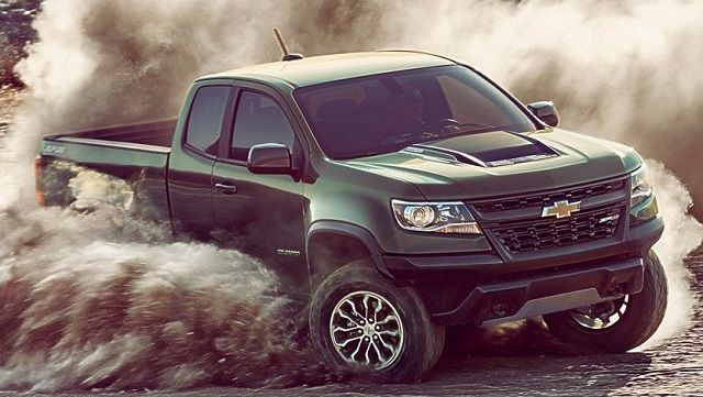 2018 Chevrolet Colorado Diesel: Specs and Changes