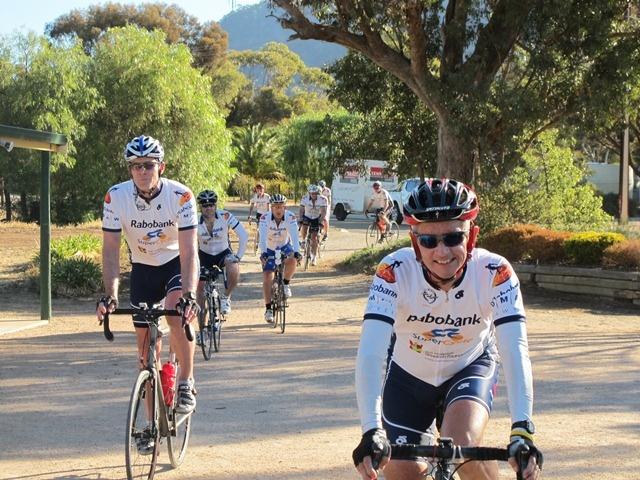 #SuperCycle riding into #Melrose #FlindersRanges #BeautifulSA #Tourism