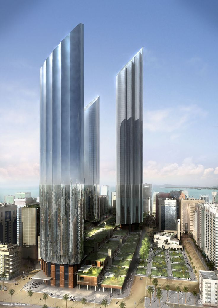 21. Central Market Project in Abu Dhabi, UAE 1251 ft