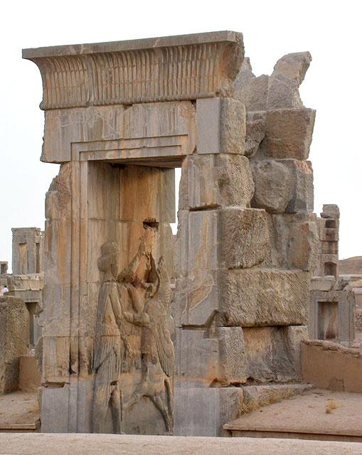 Palace of Darius I the Great, Tachara, Winter Palace, Persepolis