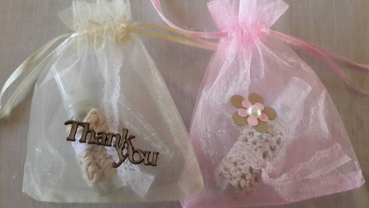 Wedding Guests Gift - Order: Facebook Page - Alice's Creations1