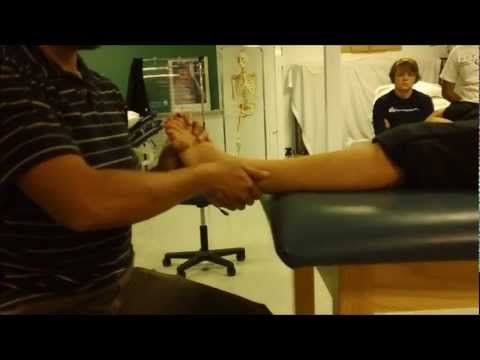 Ankle Mwm For Inversion Sprains Physical Therapy