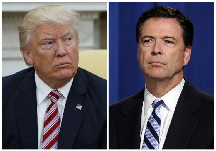 "James B. Comey tweeted about freedom of the press — minutes after Trump attacked CNN. -- - He quoted  Thomas Jefferson: ""Our liberty depends on the freedom of the press, and that cannot be limited without being lost."""