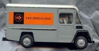 Van Gend & Loos werd altijd 'vangend en loos' genoemd.