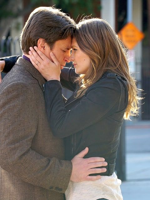 ": (     ""After 8 Seasons (and lots of behind-the-scenes issues), the Series Finale of ABC's 'Castle' aired Monday, May 16, 2016, and the drama's two leads, Nathan Fillion and Stana Katic, as well as its showrunners all took to Twitter to react to the emotional, anxiety-inducing episode."""
