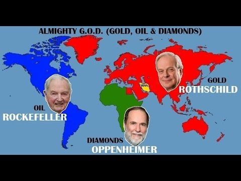 Pharma Mafia das Rückgrat der zionistischen Hochfinanz