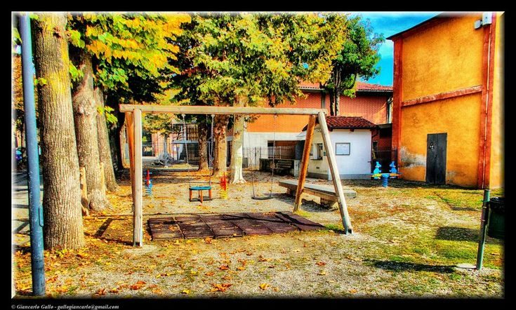 Children playground by Giancarlo Gallo