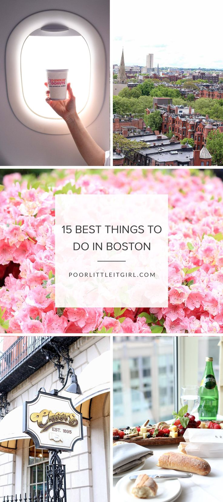 Thanks to JetBlue making their debut in Atlanta, Cathy took a trip up north to share the 15 Best Things To Do In Boston with a full Travel Recap!