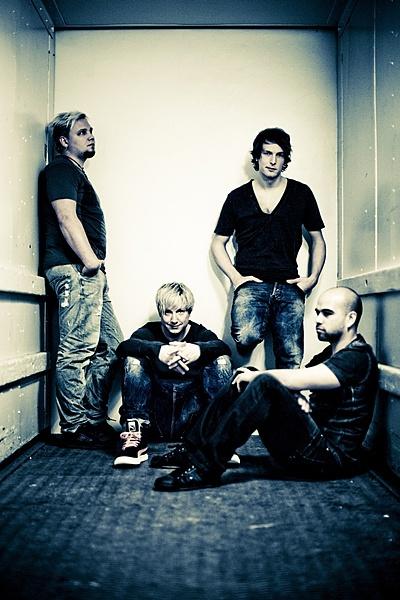 Sunrise Avenue spielen am 5. Juni auf dem Hessentag in Wetzlar.