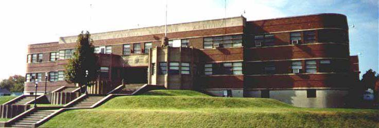 Kokomo, Indiana Postcard National Guard Armory Curteich