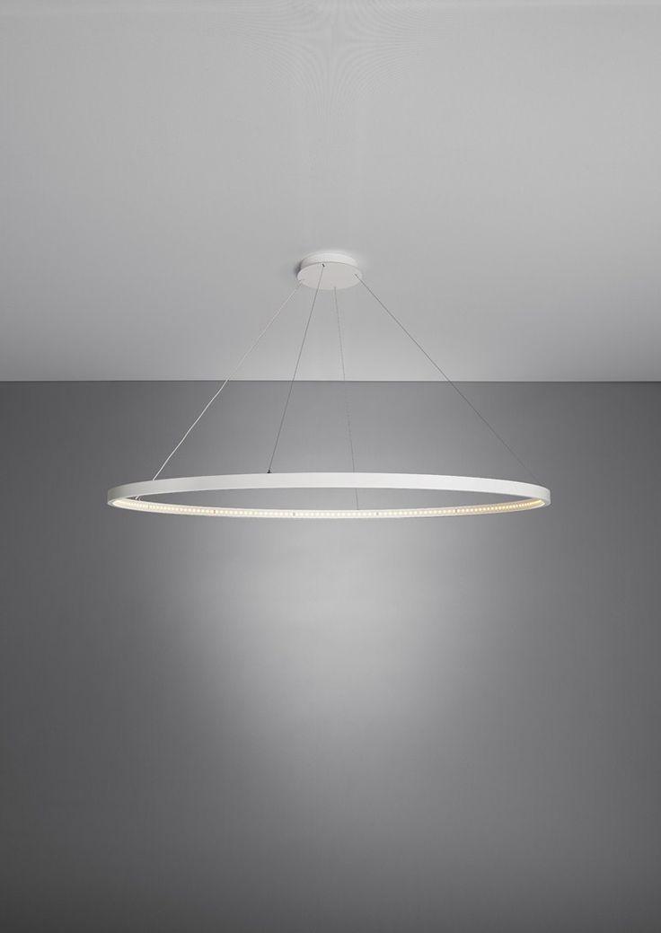 LED Direct Indirect Light Pendant Lamp OMEGA 120 Le Deun Luminaires House