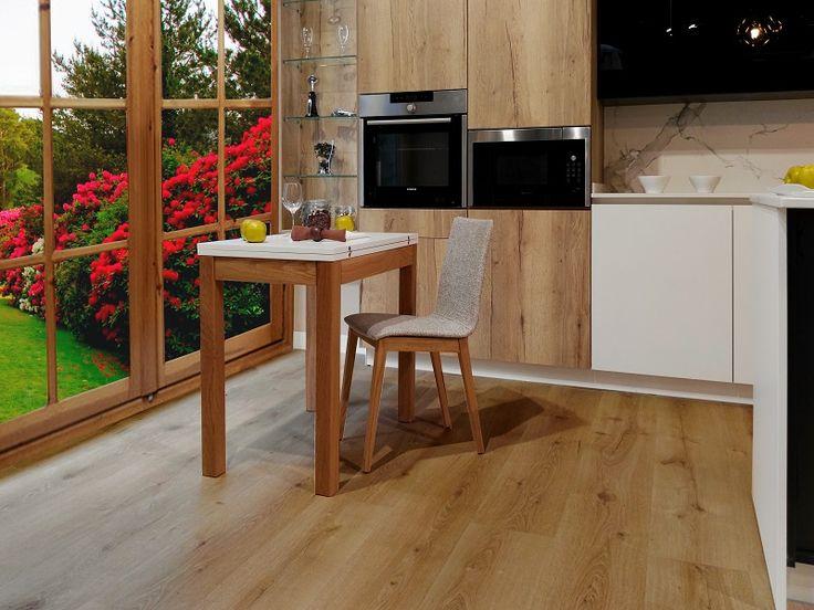 54 best mesas de cocina peque as fijas extensibles y con for Mesas de cocina extensibles con cajon