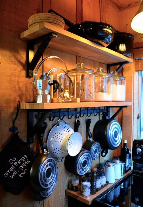 MY LOG CABIN KITCHEN RENOVATION| Rent the cabin here: VRBO.com/804397 | www.AfterOrangeCounty.com