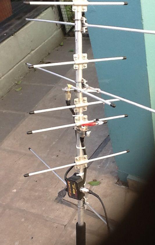 How to build amateur satellite antennas interesting moment