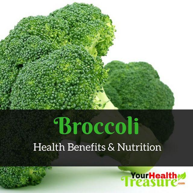 Broccoli Benefits - Broccoli Nutrition