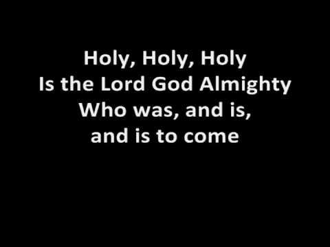 Phillips, Craig & Dean - Revelation Song lyrics; FAVORITE song, it penetrates my soul & makes me cry.  Holy Holy Holy, is the Lord God Almighty...