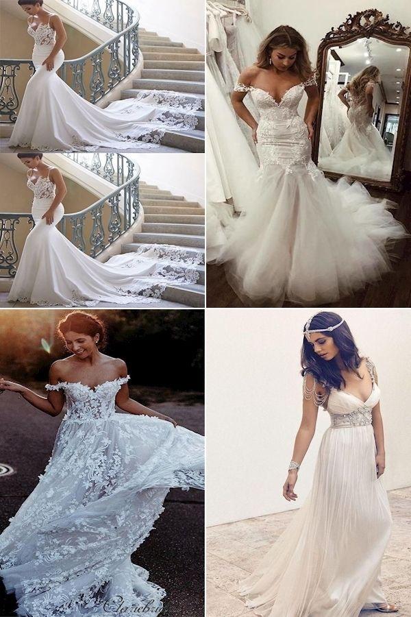 Vera Wang Wedding Dresses Bridal Headpieces Bridal Frock Dresses Boho Wedding Dress Lace Backless Lace Wedding Dress Lace Mermaid Wedding Dress
