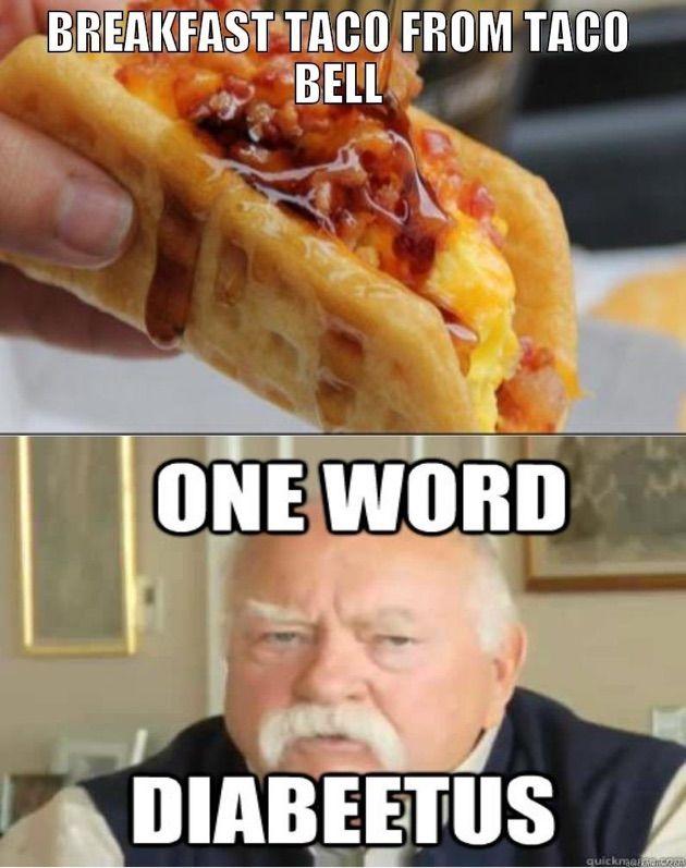 Taco Bell Breakfast Meme