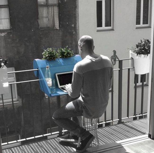 """Smart design for small apartment """"Nicollette"""