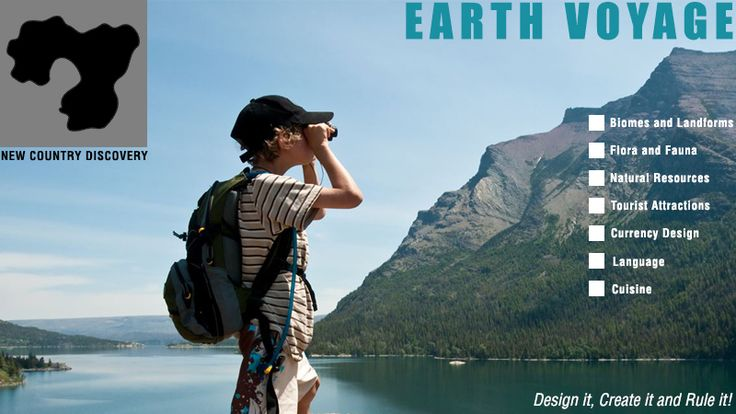 Your students will transform into world explorers in search of new land. Invite Your Students to Create Their Own Countries With this Geography Design Project
