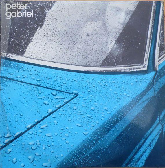 PETER GABRIEL Peter Gabriel 1977 Portugal Issue Rare Vinyl lp Album  33 rpm Record Rock Pop 70s  Solsbury Hill Genesis 6369978 Free s&h