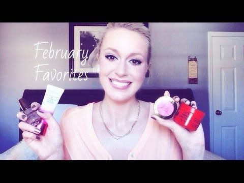 February Favorites. Find out what I've been obsessed with this month and find your new fav!