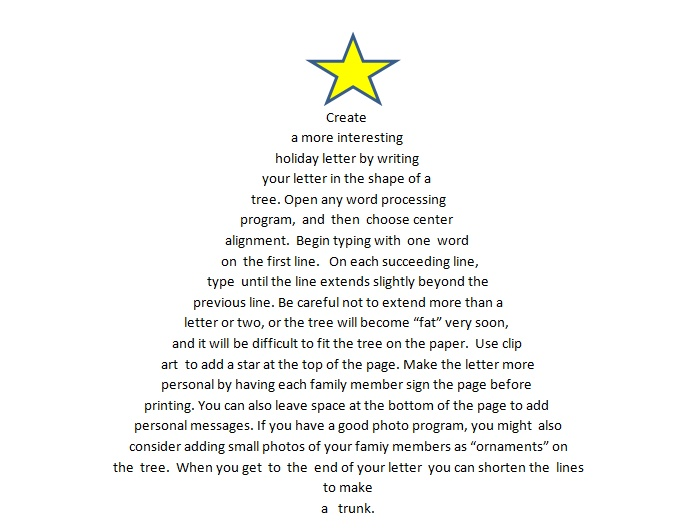 7 best Holiday Letter Ideas images on Pinterest Cartoons - holiday letter